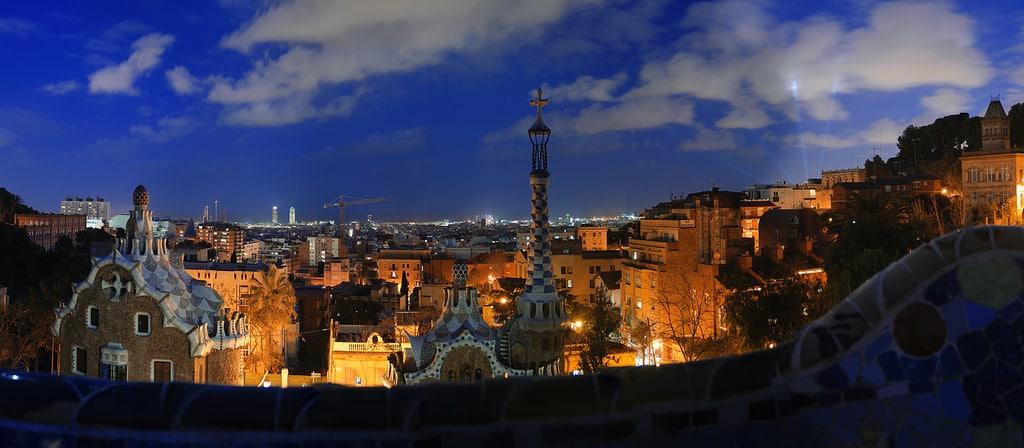 que-faire-soir-barcelone-guell