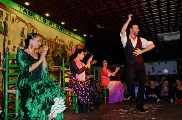 flamenco-voir-madrid-spectacle