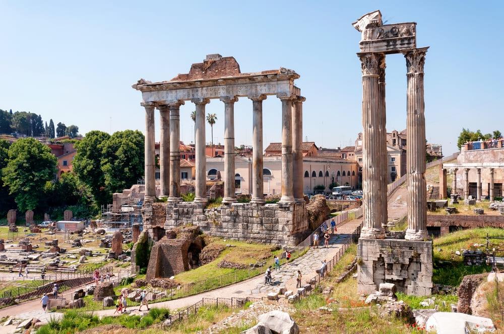 visite-rome-forum-romain