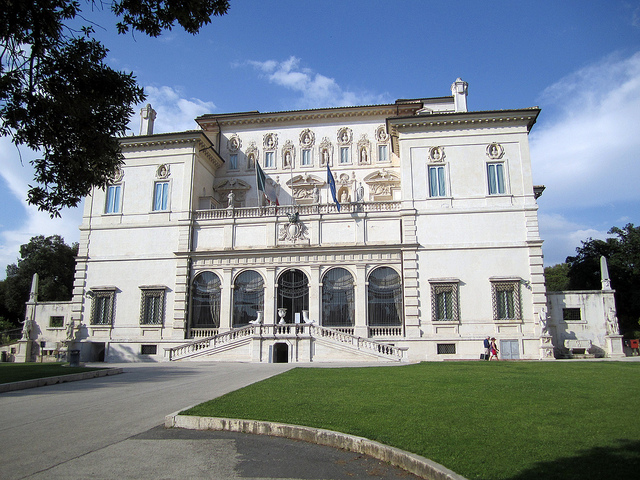villa-borghese-visite-monument-gratuit