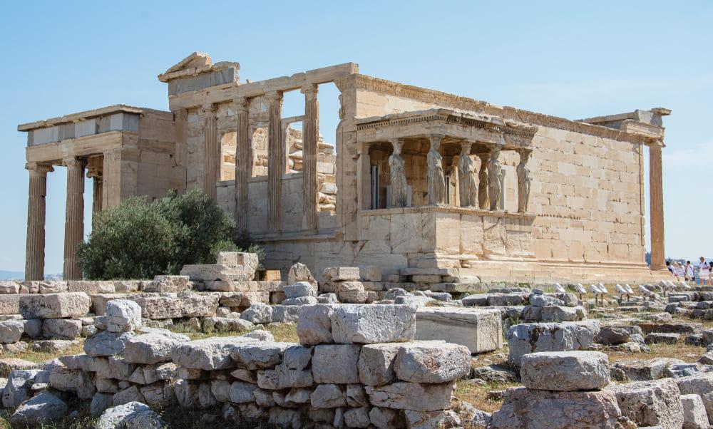 Érechthéion-monument-athenes