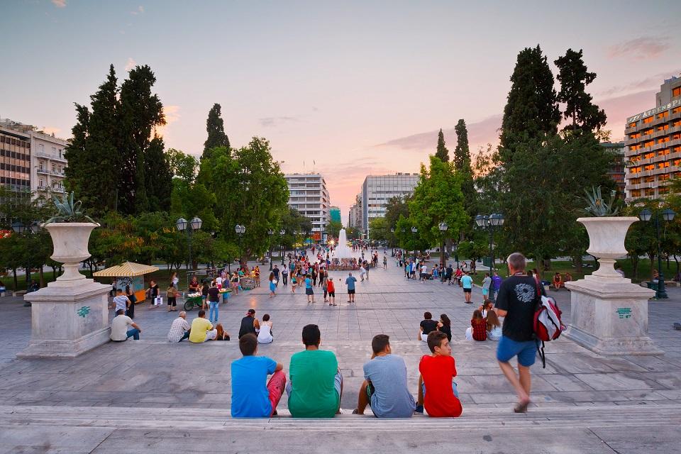 Syntagma-loger-athenes