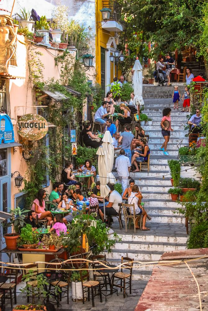 plaka-quartier-visite-athenes