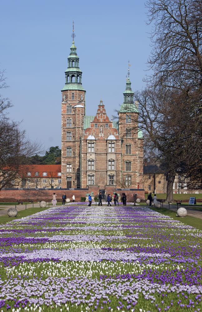 Rosenborg-chateau-voir-copenhague