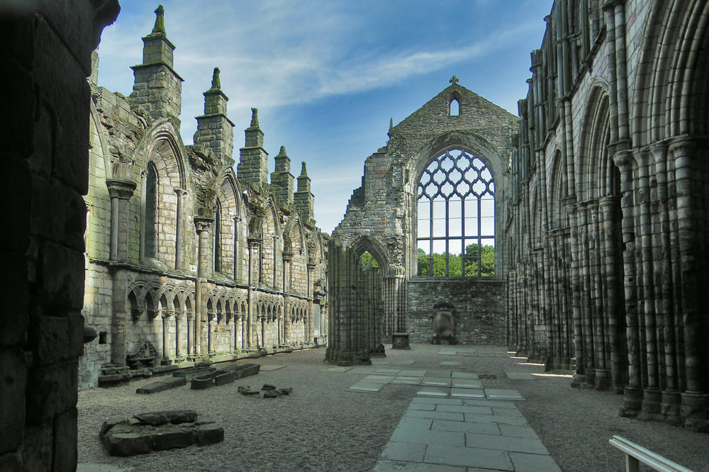 holyrood-abbey-visite-monument-edimbourg