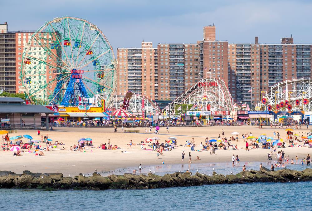 Coney-Island-gratuit-new-york