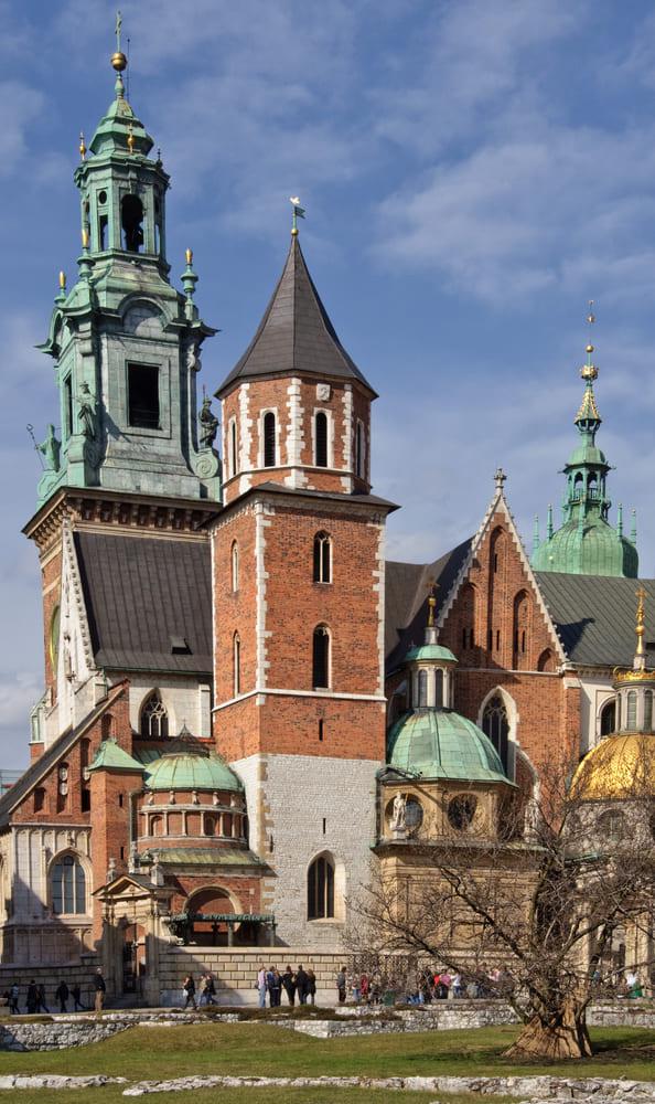 Cathédrale-Wawel-monument-voir-cracovie