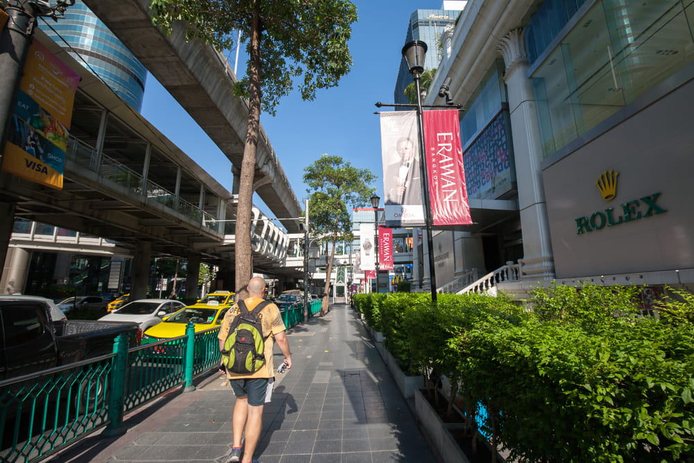 Phloen-Chit-quartier-chic-loger-bangkok