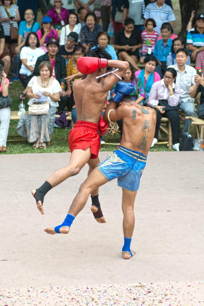 match-boxe-thai-bangkok
