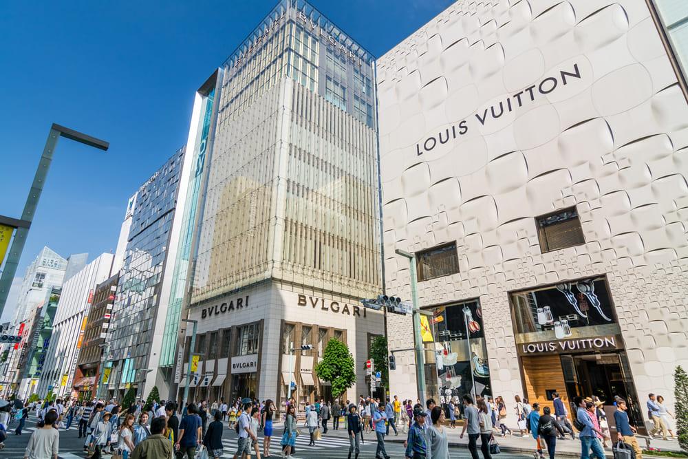 Ginza-quartier-loger-tokyo