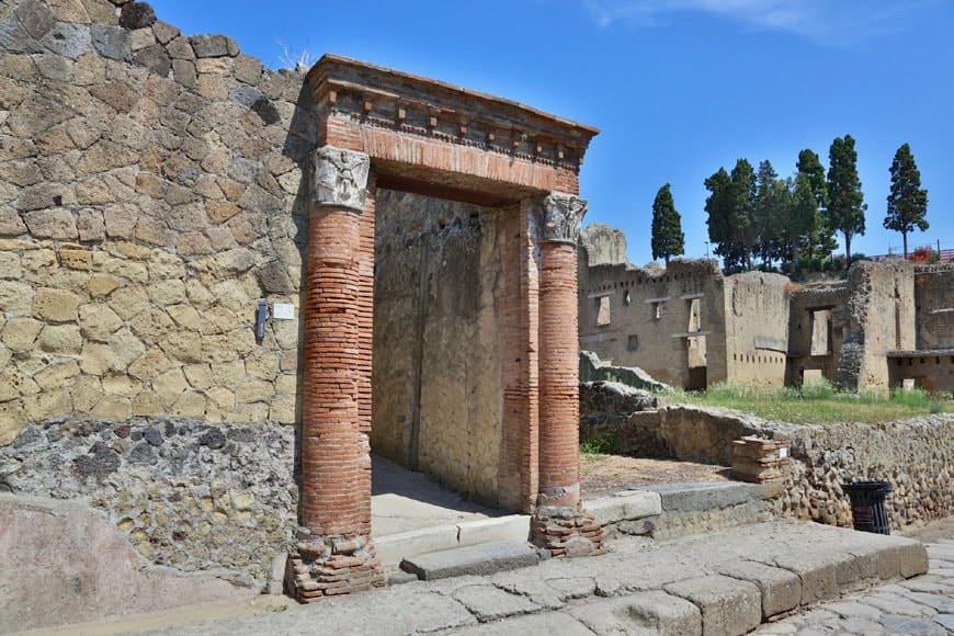 Herculaneum-visite-proche-naples