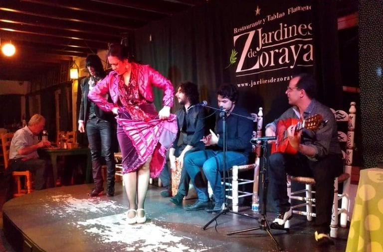 bar-restaurant-flamenco-grenade-soir