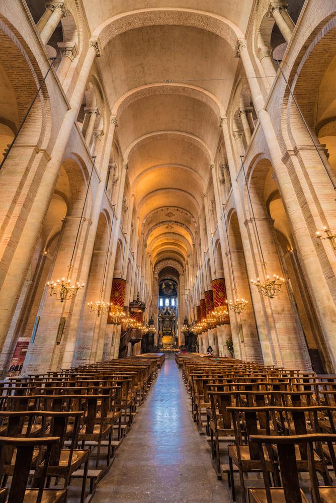 Basilique Saint-Sernin-toulouse-visite