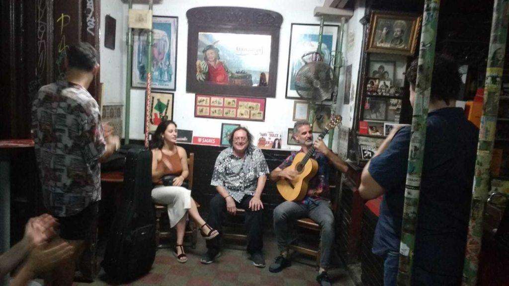 Gonzalo-bar-traditionnel-flamenco-sortir-seville