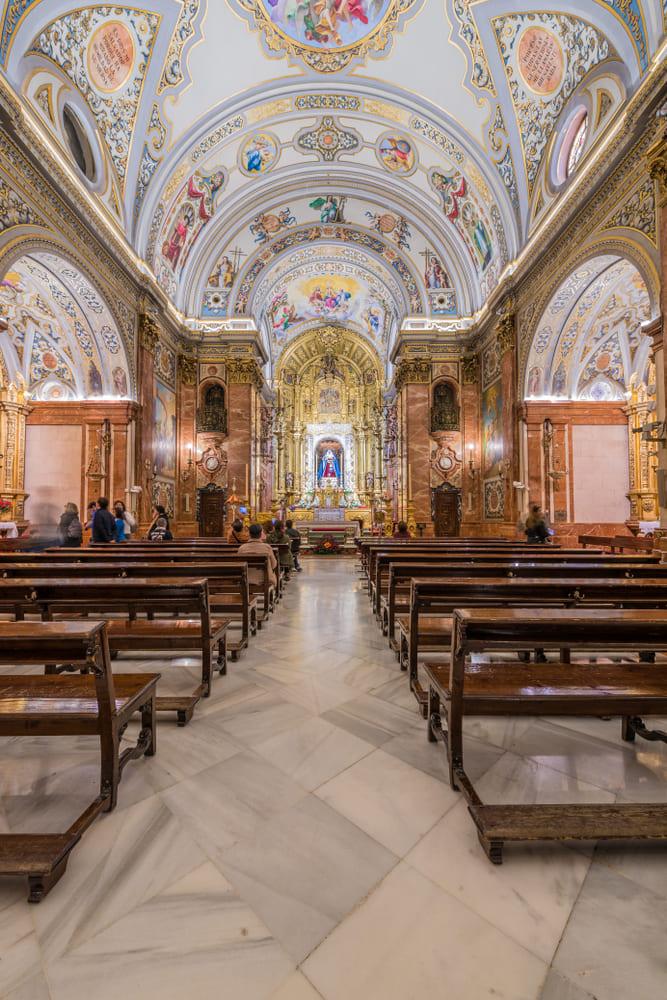 basilique de Macarena -seville
