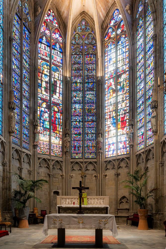 La basilique Saint-Nazaire-que-faire-carcassonne