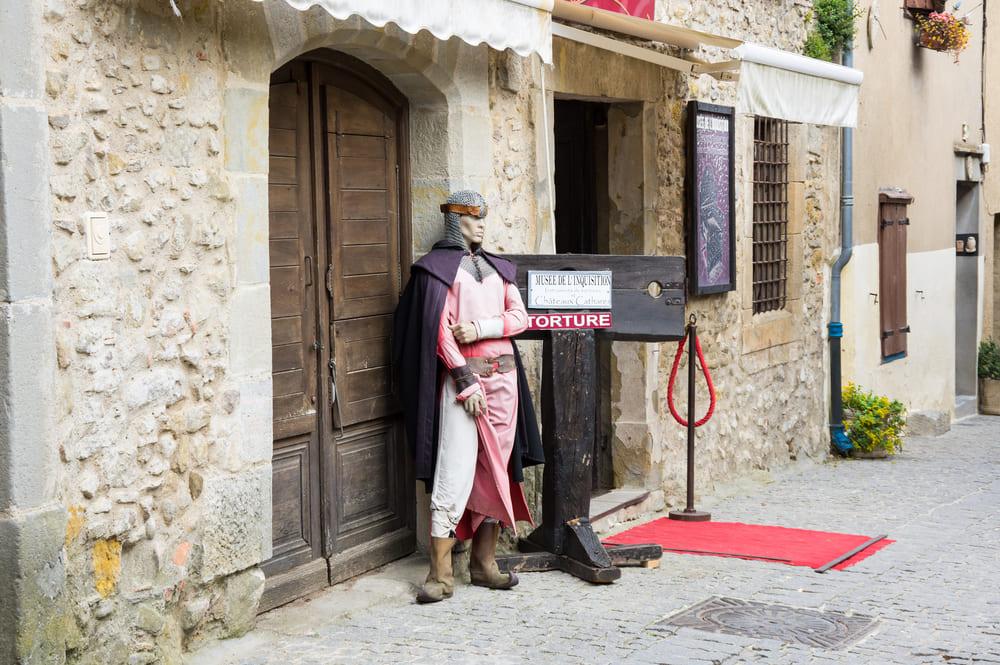 Le musée de l'Inquisition-carassonne-musee-visite