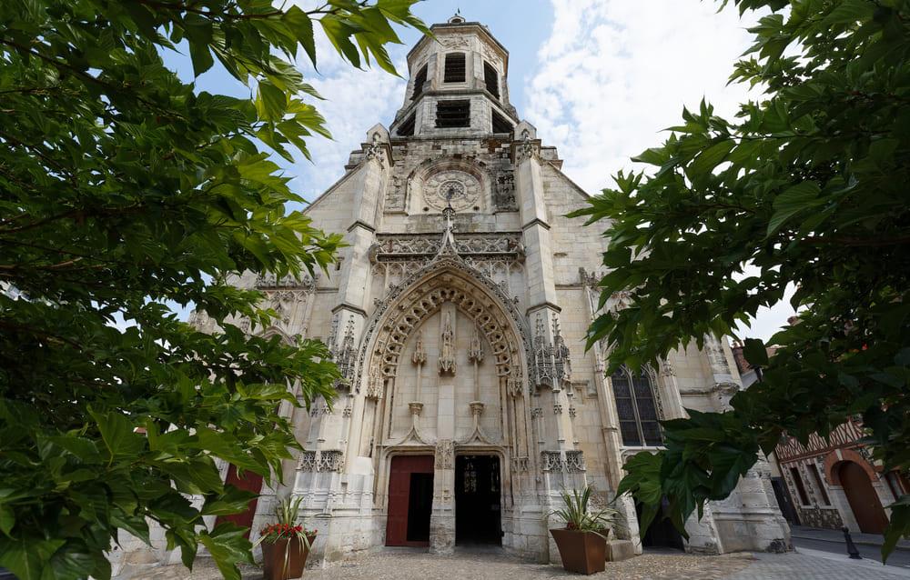 visiter-honfleur-eglise-saint-leonard