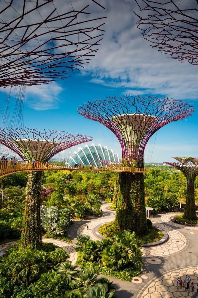 que-voir-singapour-jardin-bay
