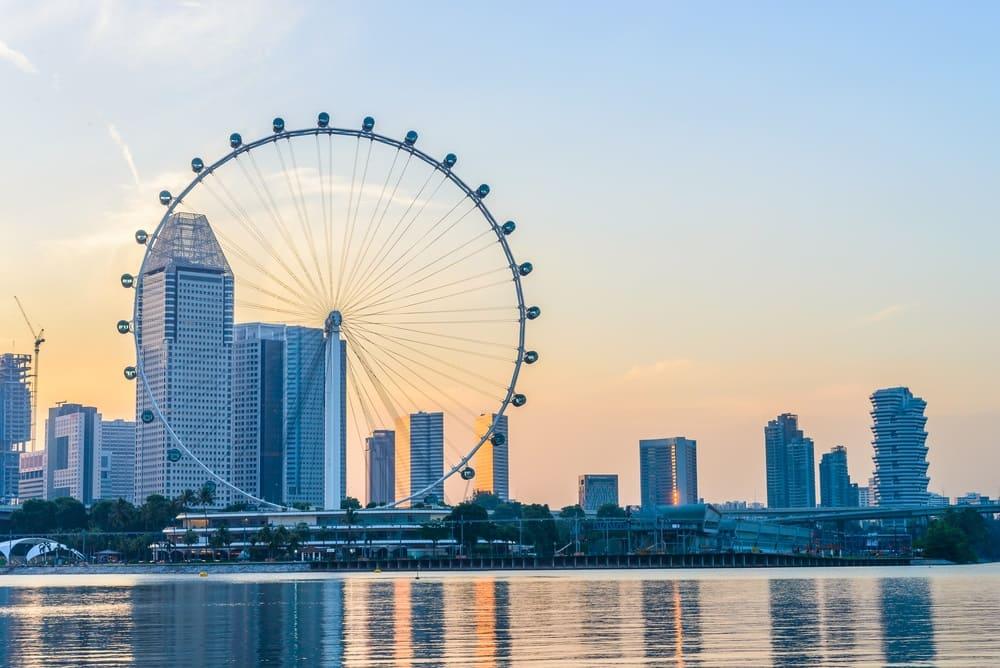 que-visiter-singapour-roue-flyer