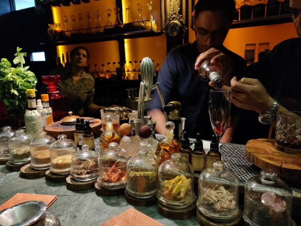 barometre-bar-marrakech-cocktail