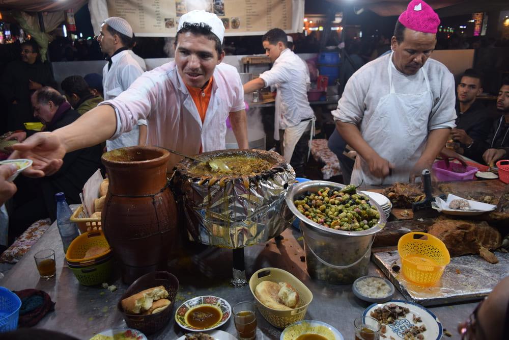 marrakech-que-voir-nourriture