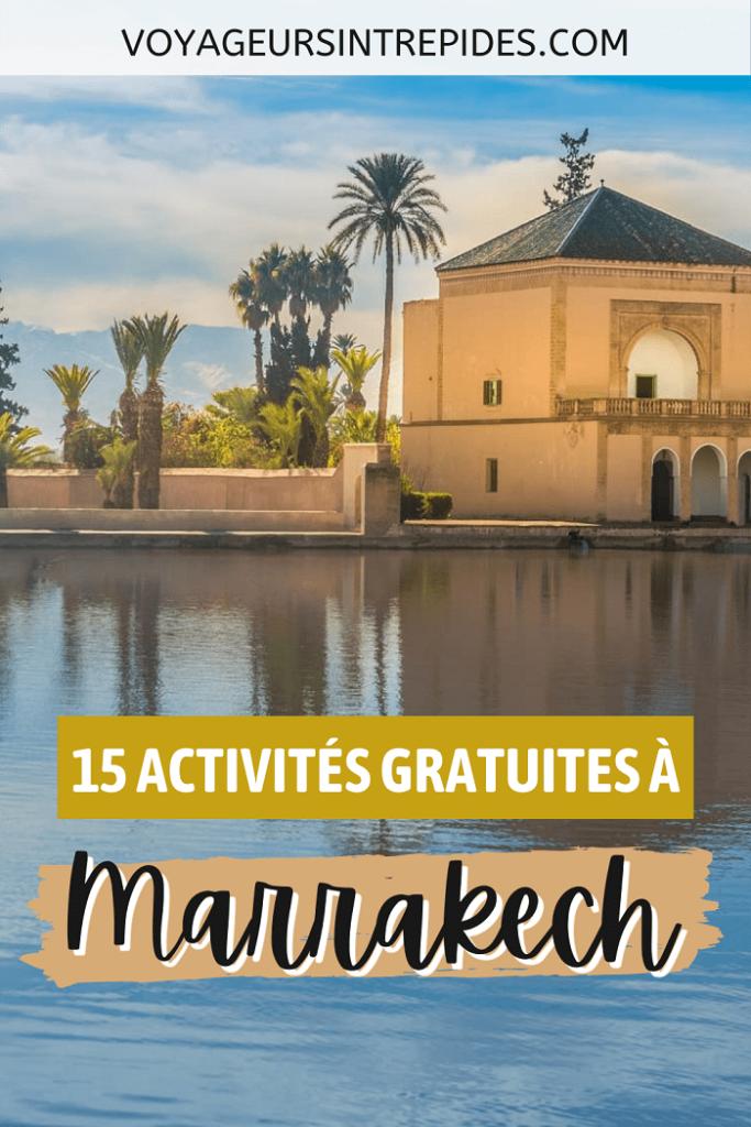 Marrakesh, la prima intalnire — O Mie si Una de Calatorii