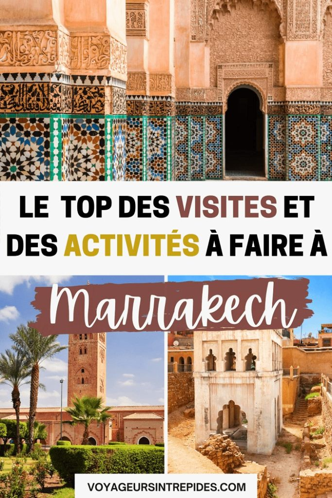 pin-visite-chose-voir-marrakech