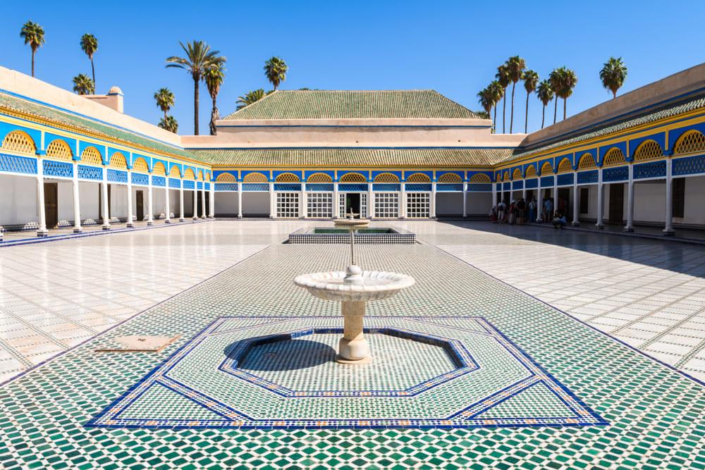 que-faire-marrakech-palais-bahia