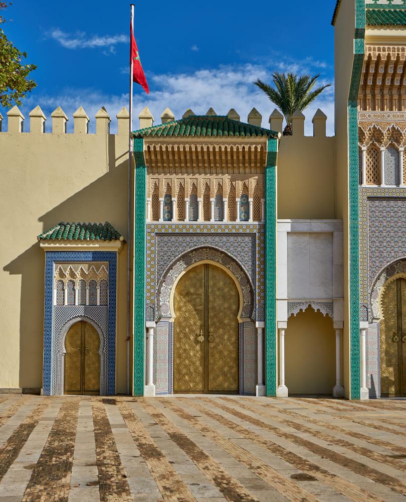 que-visiter-fes-voir-palais-royal