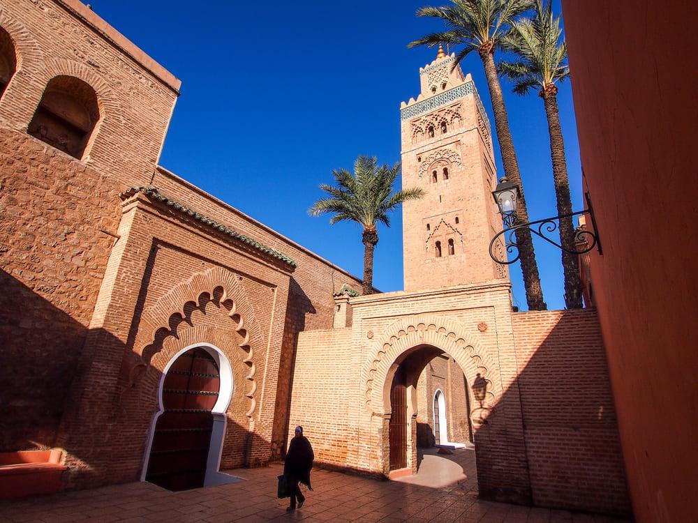 que-voir-marrakech-mosquee