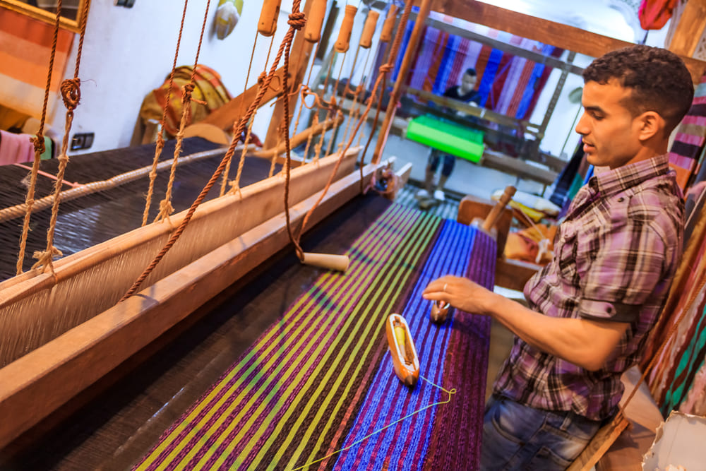 visite-gratuit-fes-artisan-tapis