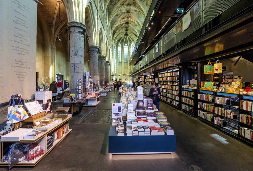 Boekhandel-Dominicanen-maastricht-visite-gratuite