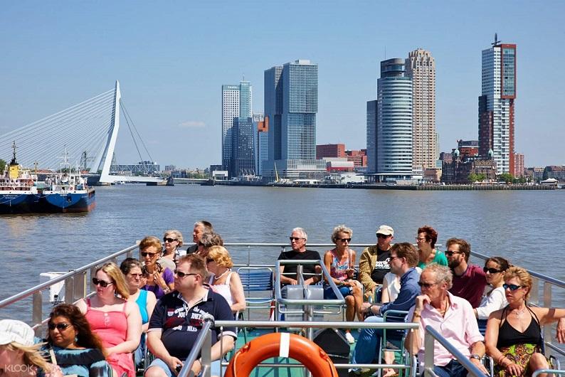 Rotterdam-tour-bateau-circuit