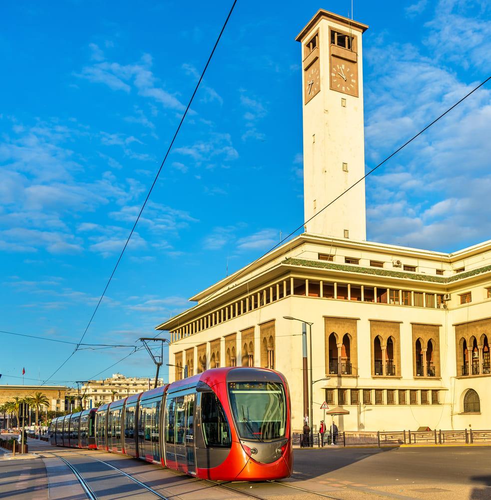 casablanca-tramway