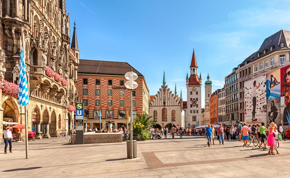Marienplatz-munich-faire-gratuit