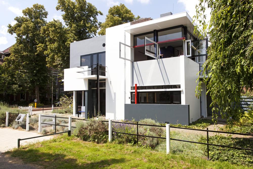 Rietveld-Schröder-maison-voir-utrecht