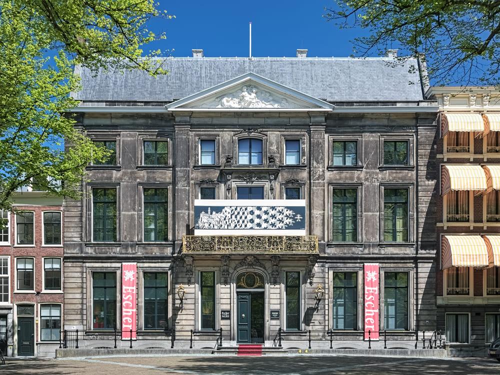 Escher au Palais-visite-musee-la-haye