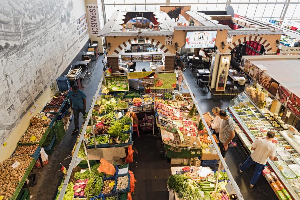 Kleinmarkthalle-visite-francfort