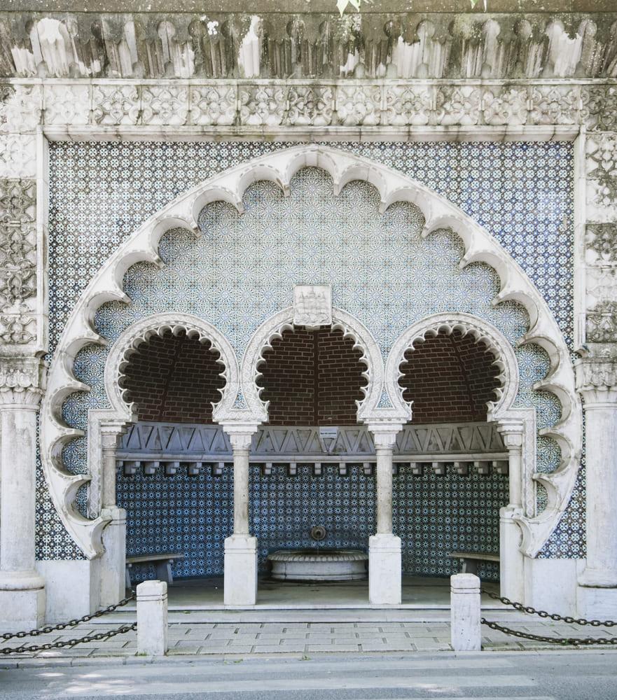 Moorish-Fountain-visite-gratuite-sintra