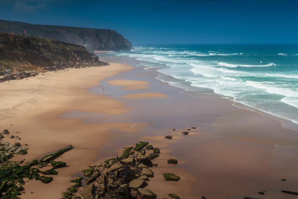 Praia Grande-plage-sintra-visite
