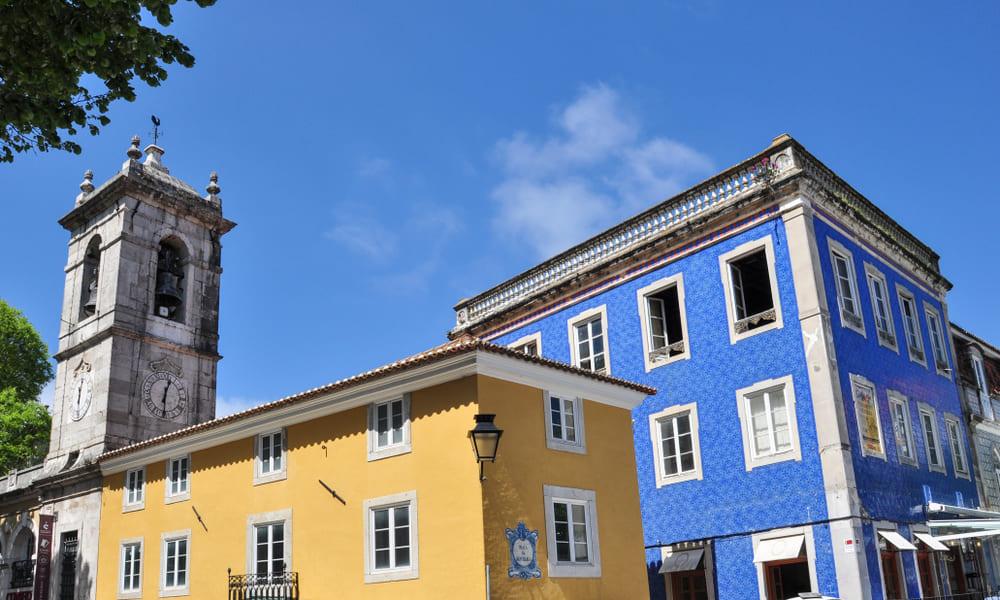 Sao Martinho Church-sintra-gratuit