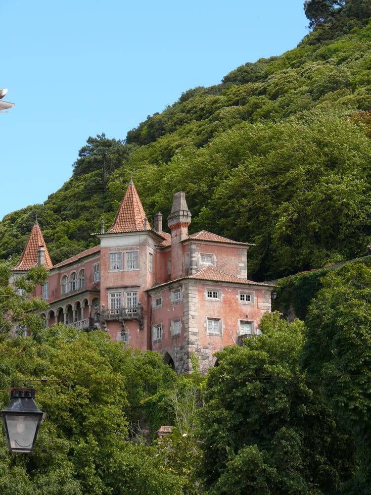 visite-sintra-château-Maures
