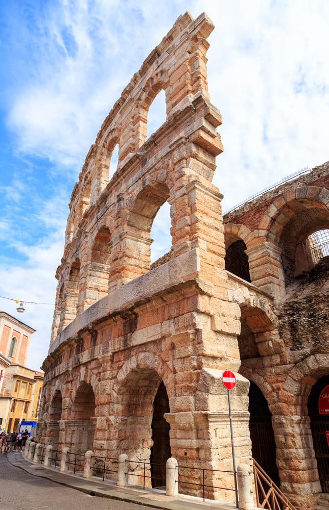 amphithéâtre romain-verone
