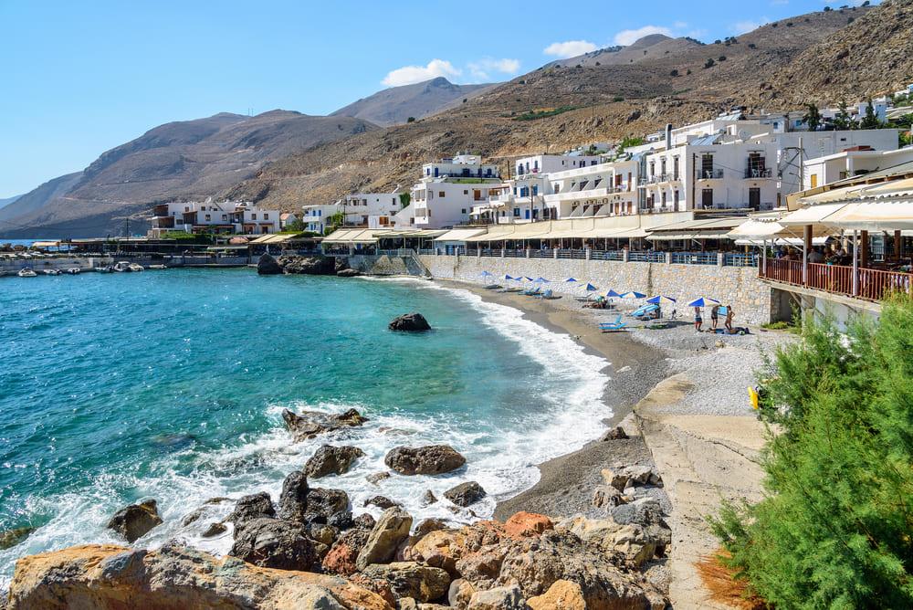 crete-ville-Chora Sfakion-dormir