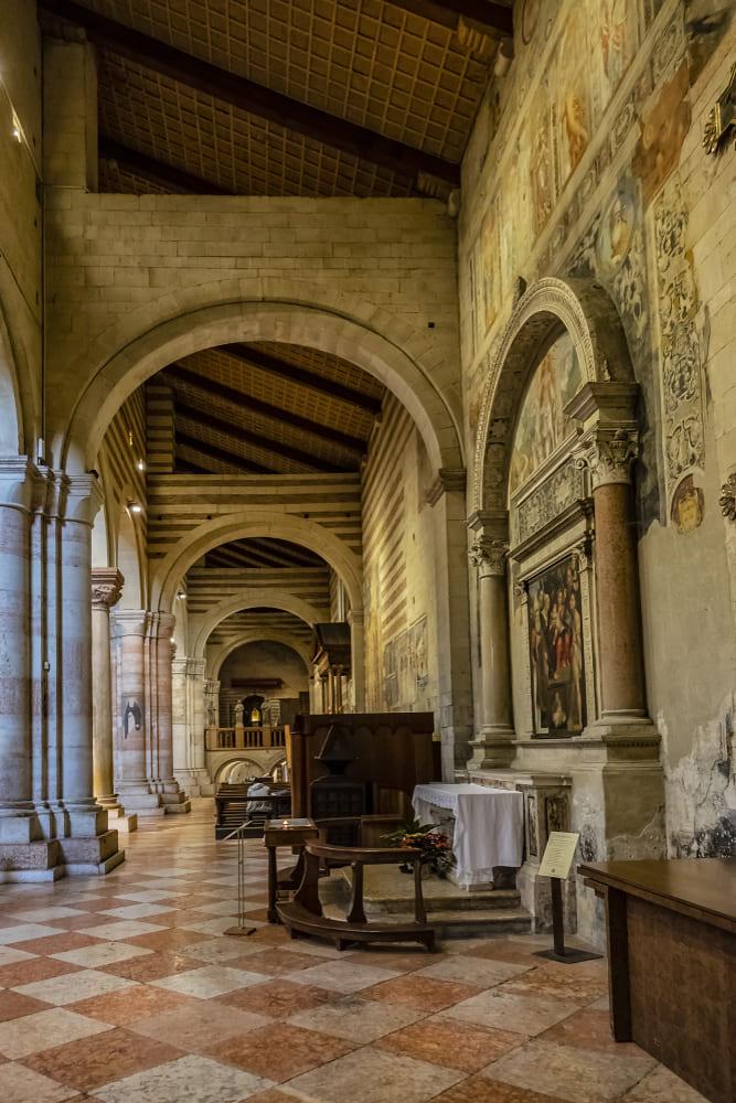 verone-Basilique San Zeno